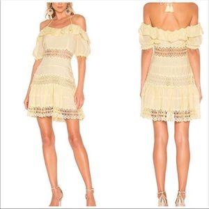 NWT Free People Cruel Intentions Mini Dress